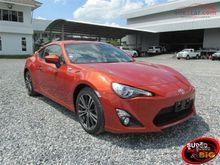 2014 Toyota 86 GT (ปี 12-16) 2.0 AT Coupe