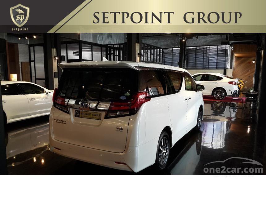 2016 Toyota Alphard Executive Lounge HYBRID E-Four Van