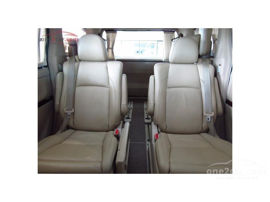 2008 Toyota Alphard G Van
