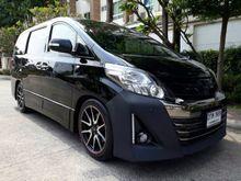 2013 Toyota Alphard (ปี 08-14) GS 2.4 AT Van