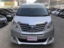 2014 Toyota Alphard (ปี 08-14) HV 2.4 AT Van