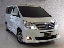 2013 Toyota Alphard (ปี 08-14) HV 2.4 AT Van