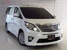 2010 Toyota Alphard (ปี 08-14) HV 2.4 AT Wagon