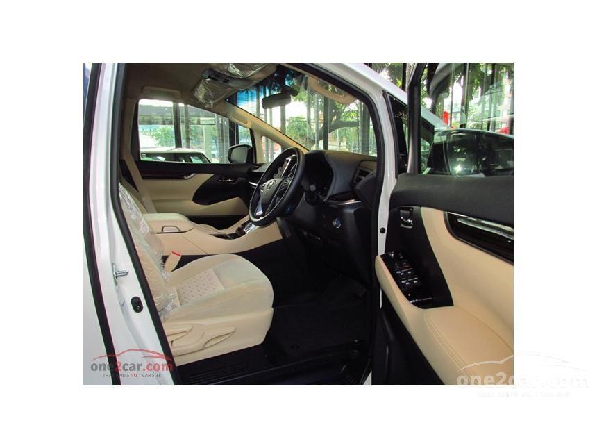 2015 Toyota Alphard HYBRID E-Four Van