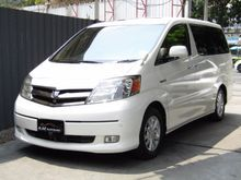 2006 Toyota Alphard (ปี 02-07) Hybrid E-Four 2.4 AT Van