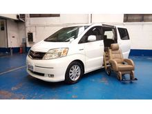 2005 Toyota Alphard (ปี 02-07) Hybrid E-Four 2.4 AT Wagon