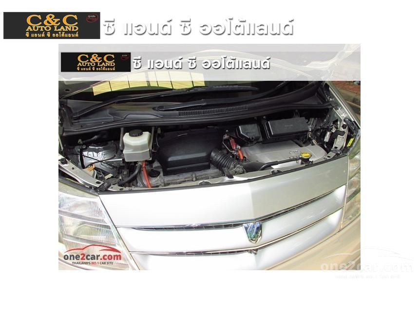 2005 Toyota Alphard Hybrid E-Four Wagon