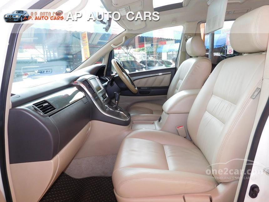 2007 Toyota Alphard Hybrid E-Four Wagon