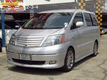 2007 Toyota Alphard (ปี 02-07) HYBRID 2.4 AT Van