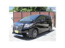 2016 Toyota Alphard (ปี 15-18) S C-Package 2.5 Van