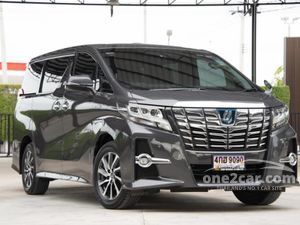 2015 Toyota Alphard 2.5 (ปี 15-18) S C-Package Van AT