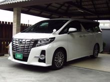 2015 Toyota Alphard (ปี 15-18) S C-Package 2.5 AT Van