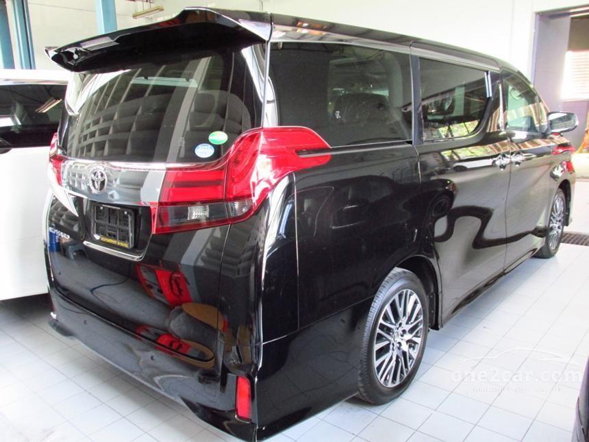 2017 Toyota ALPHARD SC Van