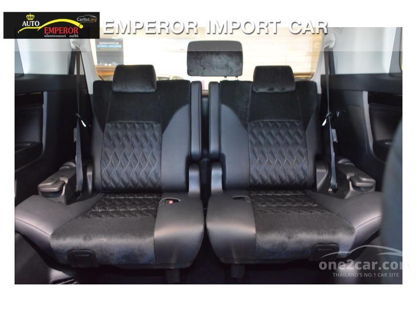 2016 Toyota ALPHARD SC Van