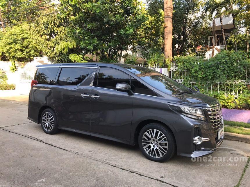 2015 Toyota ALPHARD SC Van