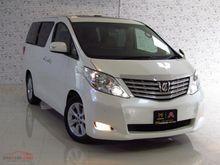 2009 Toyota Alphard (ปี 08-14) V 2.4 AT Van