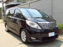 2010 Toyota Alphard (ปี 08-14) V 2.4 AT Van