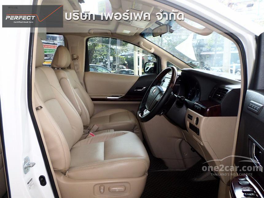 2008 Toyota Alphard V Van
