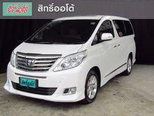2012 Toyota Alphard (ปี 08-14) V 3.5 AT Van