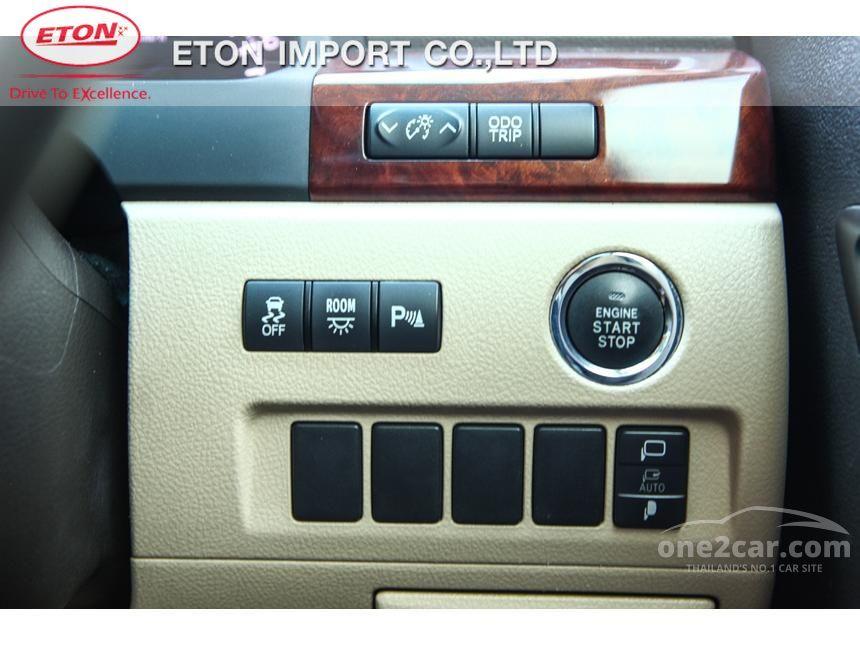 2010 Toyota Alphard V Van