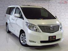 2008 Toyota Alphard (ปี 08-14) V 2.4 AT Van