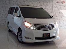 2010 Toyota Alphard (ปี 08-14) V 3.5 AT Van