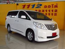 2011 Toyota Alphard (ปี 08-14) V 2.4 AT Van