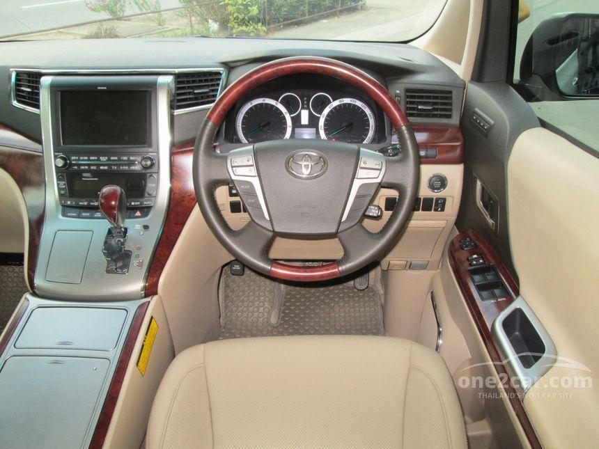 2009 Toyota Alphard V Van