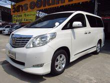 2009 Toyota Alphard (ปี 08-14) V 3.5 AT Van