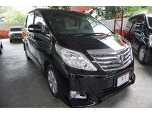 2012 Toyota Alphard (ปี 08-14) V 2.4 AT Van