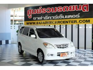 2011 Toyota AVANZA 1.5 (ปี 04-11) E Exclusive Hatchback AT