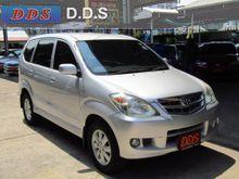 2011 Toyota Avanza (ปี 04-11) E 1.5 AT Hatchback