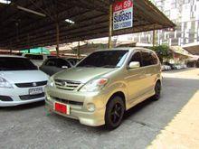2004 Toyota Avanza (ปี 04-11) E 1.3 AT Hatchback