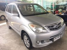 2007 Toyota Avanza (ปี 04-11) E 1.5 AT Hatchback