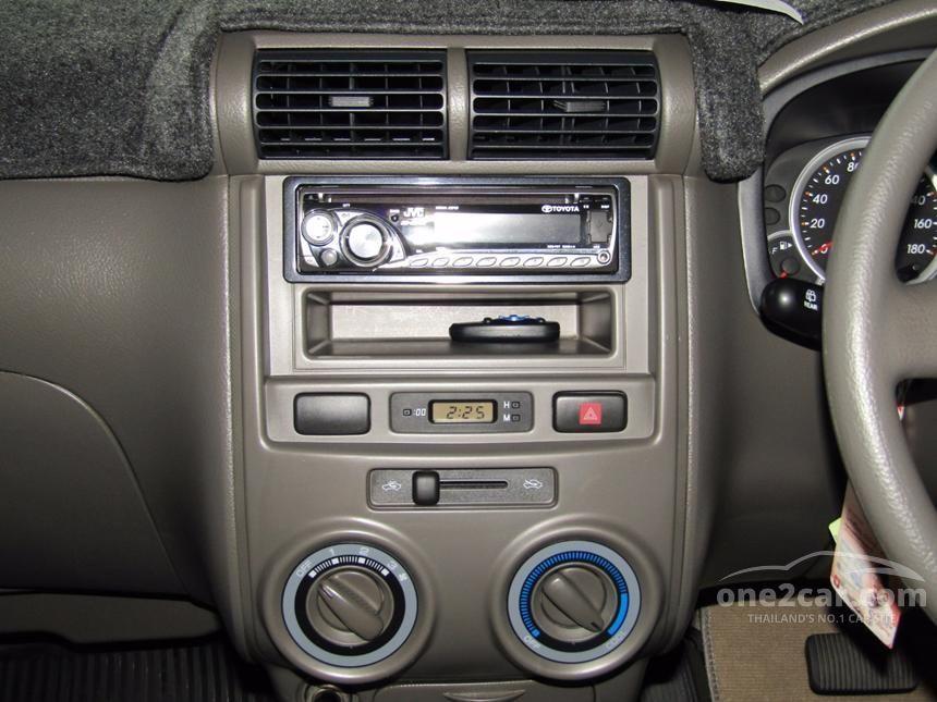 2010 Toyota Avanza E Hatchback