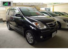 2010 Toyota Avanza (ปี 04-11) E 1.5 AT Hatchback