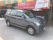 2011 Toyota Avanza (ปี 04-11) E 1.5 AT Hatchback