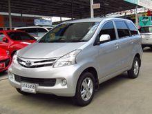 2014 Toyota Avanza (ปี 12-16) E 1.5 AT Hatchback