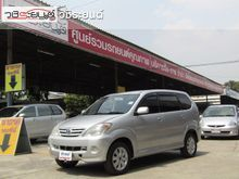 2005 Toyota Avanza (ปี 04-11) E 1.3 MT Hatchback