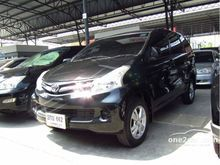 2013 Toyota Avanza (ปี 12-16) E 1.5 AT Hatchback