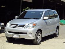 2004 Toyota Avanza (ปี 04-11) E 1.3 MT Hatchback