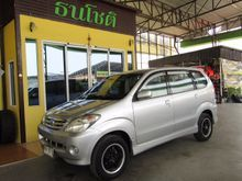 2005 Toyota Avanza (ปี 04-11) E Limited 1.3 AT Hatchback