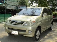 2004 Toyota Avanza (ปี 04-11) E Limited 1.3 AT Hatchback