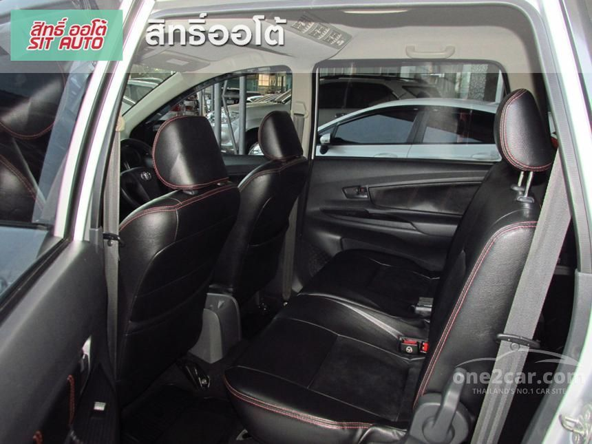 2012 Toyota Avanza G Hatchback