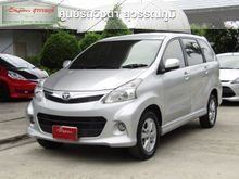 2013 Toyota Avanza (ปี 12-16) G 1.5 AT Hatchback