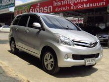 2012 Toyota Avanza (ปี 12-16) G 1.5 AT Hatchback