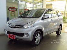 2014 Toyota Avanza (ปี 12-16) G 1.5 AT Hatchback