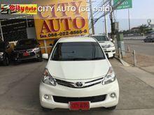 2013 Toyota Avanza (ปี 12-16) G 1.5 AT Hatchback