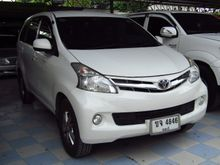 2012 Toyota Avanza (ปี 12-16) G 1.5 AT Hatchback