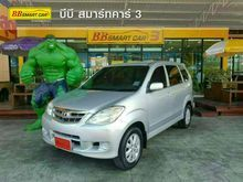 2008 Toyota Avanza (ปี 04-11) J 1.5 MT Hatchback